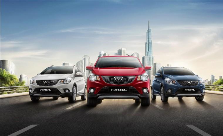 VinFast công bố kết quả kinh doanh ô tô tháng 5/2021: 2.855 xe được bán ra ảnh 1