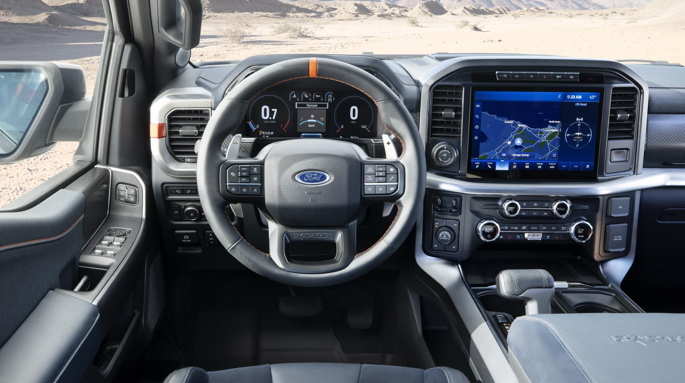 Ford tiết lộ F-150 Raptor 2021 và xác nhận động cơ V8 Super Duper Raptor R cho phiên bản 2022 ảnh 3