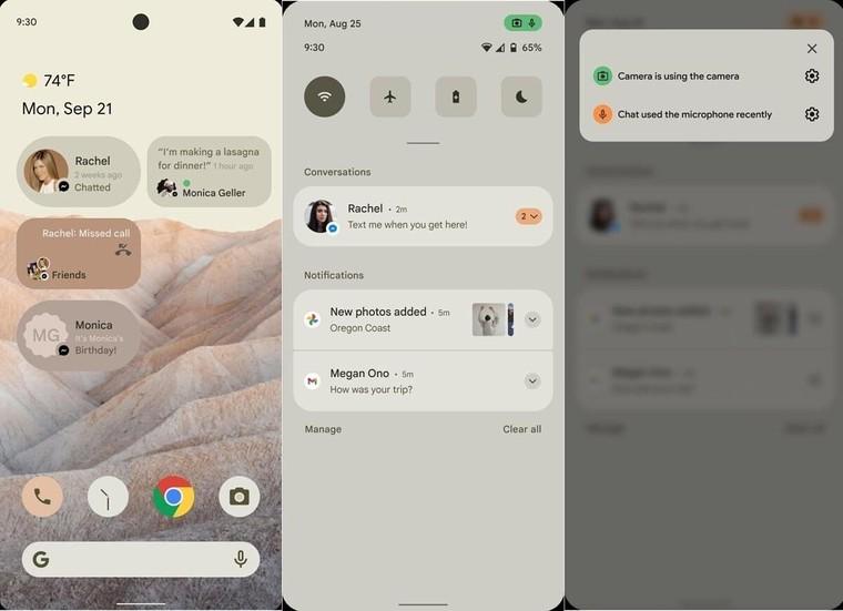 Ngày phát hành và những tính năng mới trên Android 12 ảnh 3