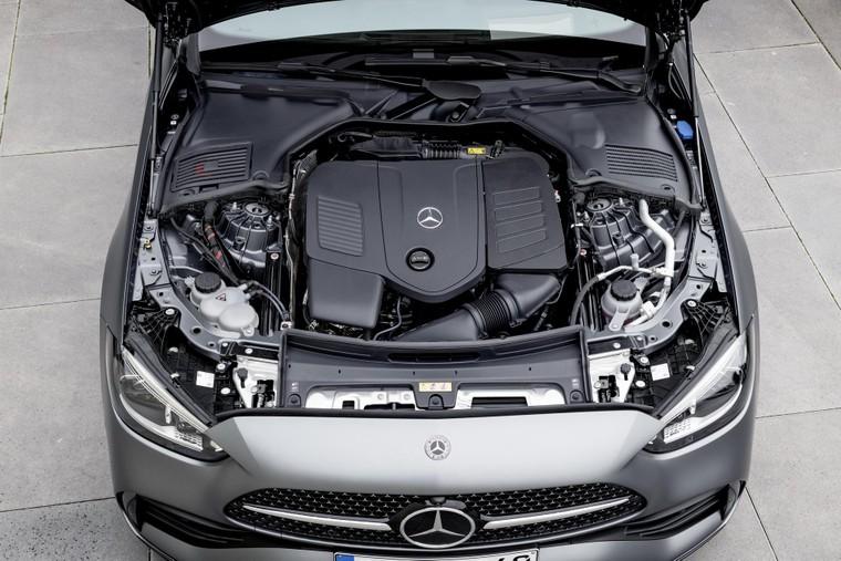 Mercedes C-Class 2022 ra mắt: chiếc S-Class thu nhỏ ảnh 4