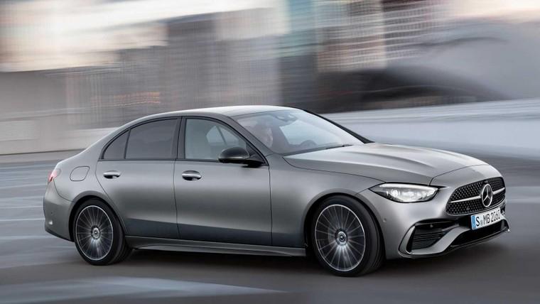 Mercedes C-Class thuần điện sẽ được sản xuất trên nền tảng riêng ảnh 3