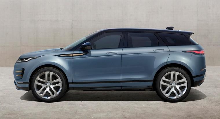 Land Rover Discovery Sport và Evoque thế hệ tiếp theo sẽ có phiên bản điện ảnh 1