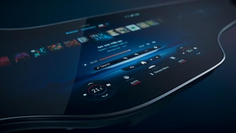 Mercedes EQS sẽ có 'siêu màn hình' kích thước lên tới 56 inch ảnh 2