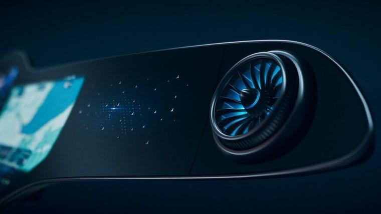 Mercedes EQS sẽ có 'siêu màn hình' kích thước lên tới 56 inch ảnh 3