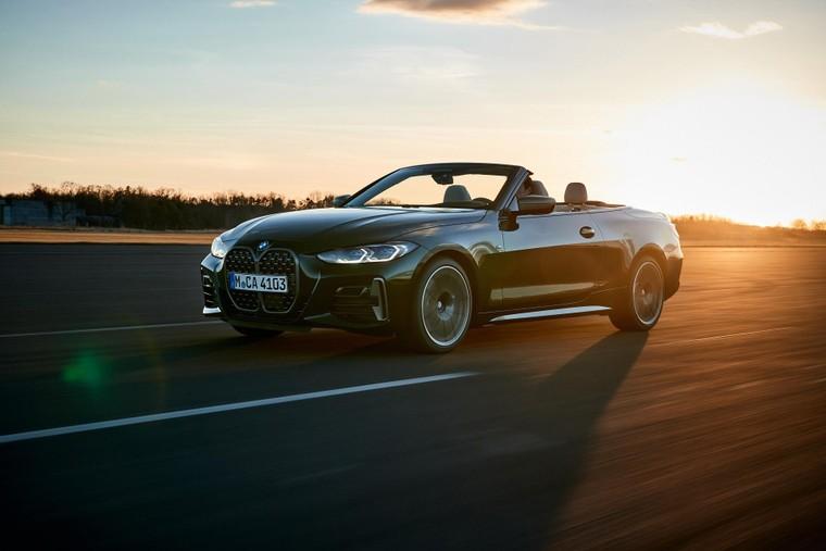 'Soi' ảnh chi tiết BMW 4-Series Convertible ảnh 1