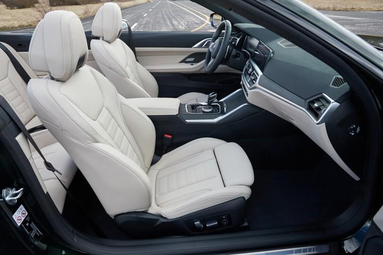'Soi' ảnh chi tiết BMW 4-Series Convertible ảnh 48