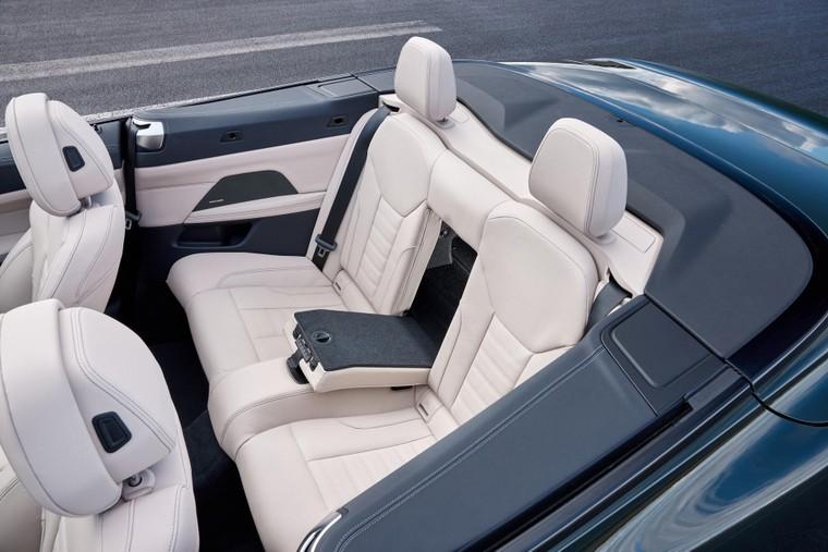'Soi' ảnh chi tiết BMW 4-Series Convertible ảnh 51