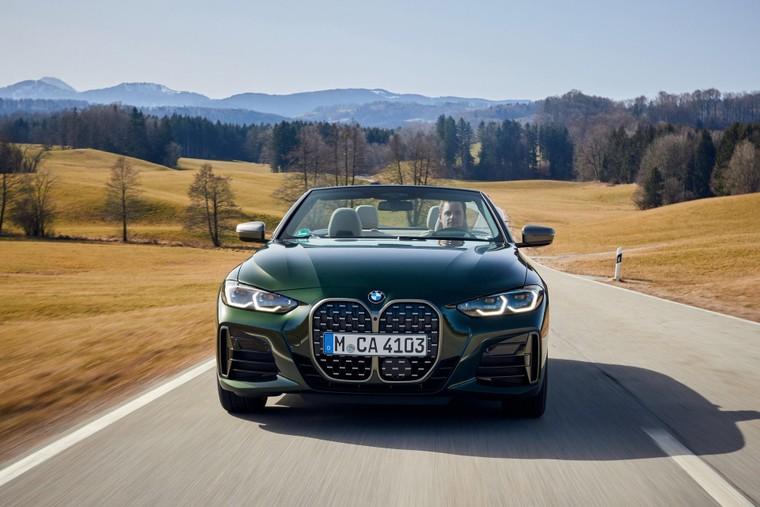 'Soi' ảnh chi tiết BMW 4-Series Convertible ảnh 13