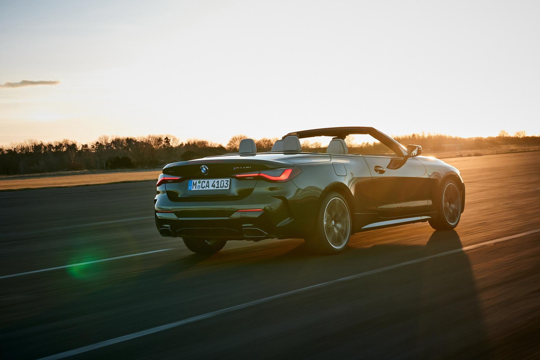 'Soi' ảnh chi tiết BMW 4-Series Convertible ảnh 2