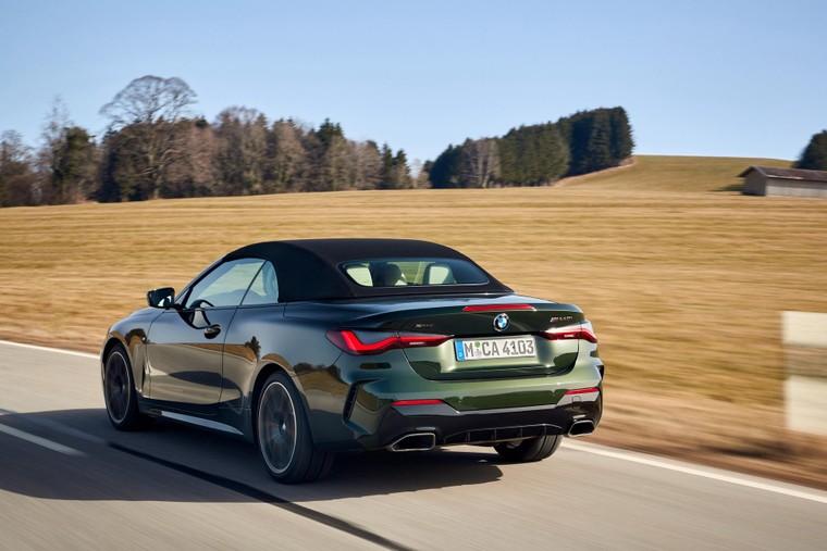 'Soi' ảnh chi tiết BMW 4-Series Convertible ảnh 19