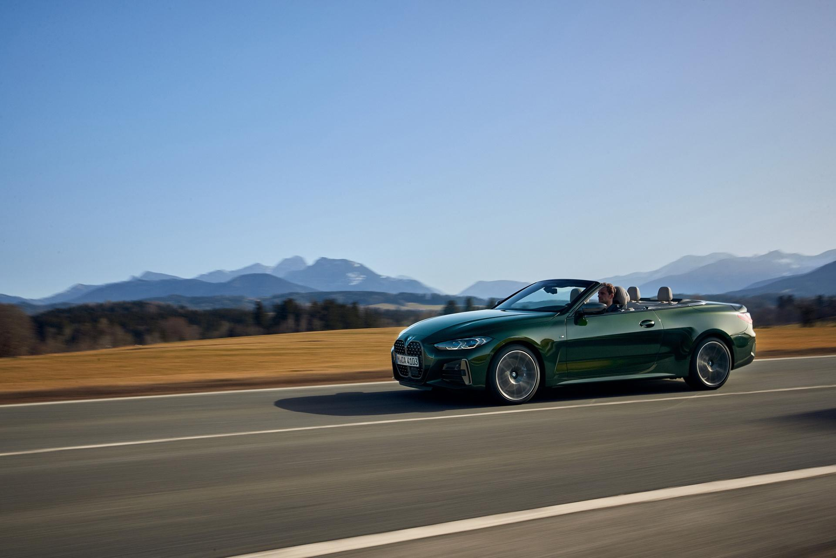 'Soi' ảnh chi tiết BMW 4-Series Convertible ảnh 3