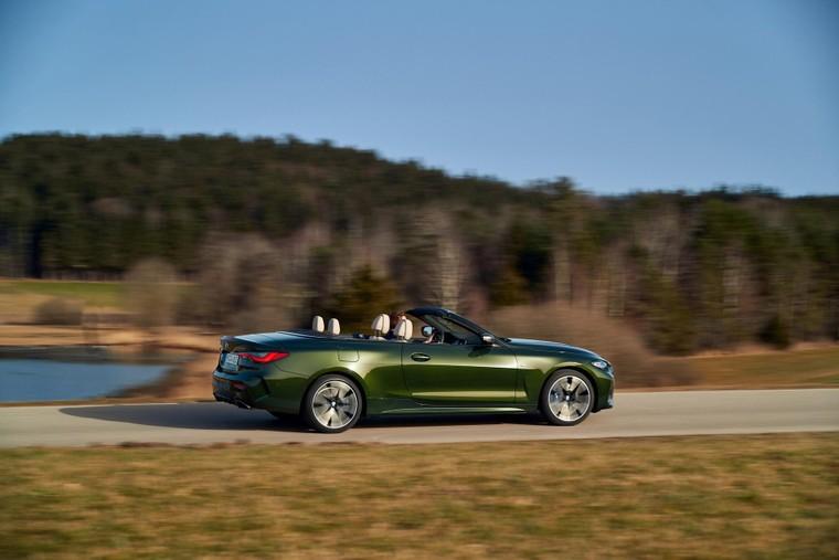 'Soi' ảnh chi tiết BMW 4-Series Convertible ảnh 20