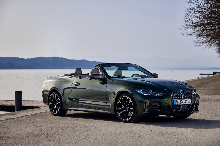 'Soi' ảnh chi tiết BMW 4-Series Convertible ảnh 23
