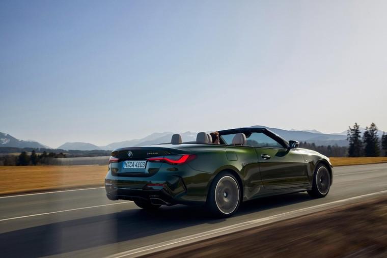 'Soi' ảnh chi tiết BMW 4-Series Convertible ảnh 4
