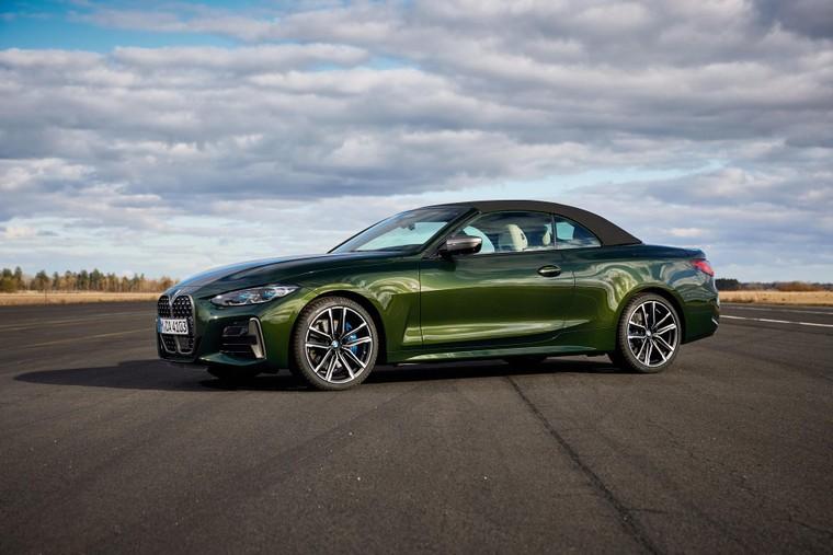 'Soi' ảnh chi tiết BMW 4-Series Convertible ảnh 25