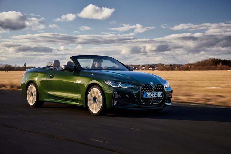 'Soi' ảnh chi tiết BMW 4-Series Convertible ảnh 5