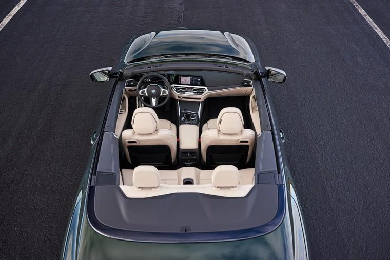 'Soi' ảnh chi tiết BMW 4-Series Convertible ảnh 28