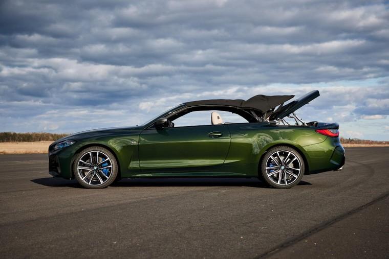'Soi' ảnh chi tiết BMW 4-Series Convertible ảnh 29