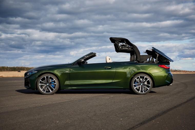 'Soi' ảnh chi tiết BMW 4-Series Convertible ảnh 30