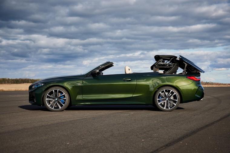 'Soi' ảnh chi tiết BMW 4-Series Convertible ảnh 31