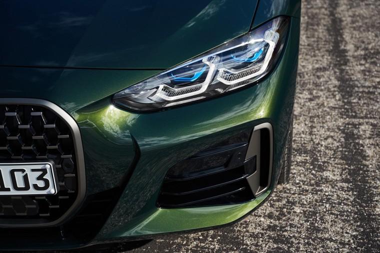 'Soi' ảnh chi tiết BMW 4-Series Convertible ảnh 34
