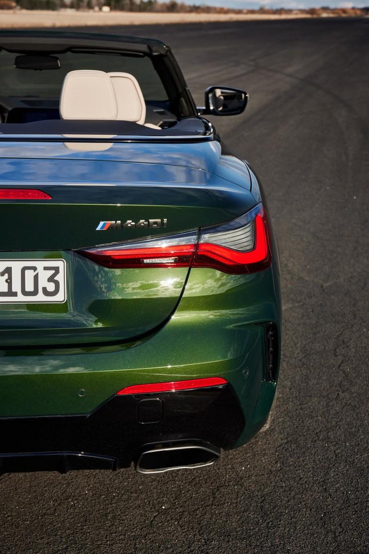 'Soi' ảnh chi tiết BMW 4-Series Convertible ảnh 37