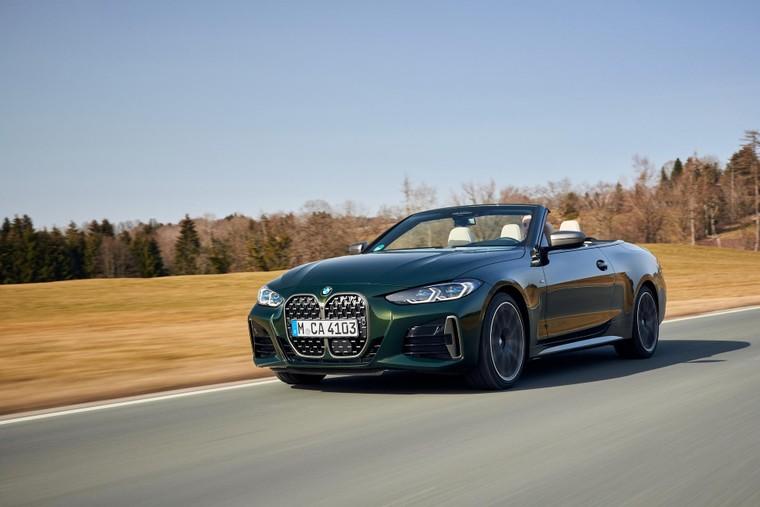 'Soi' ảnh chi tiết BMW 4-Series Convertible ảnh 9