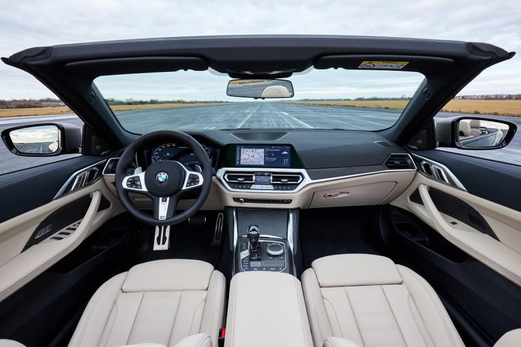 'Soi' ảnh chi tiết BMW 4-Series Convertible ảnh 38