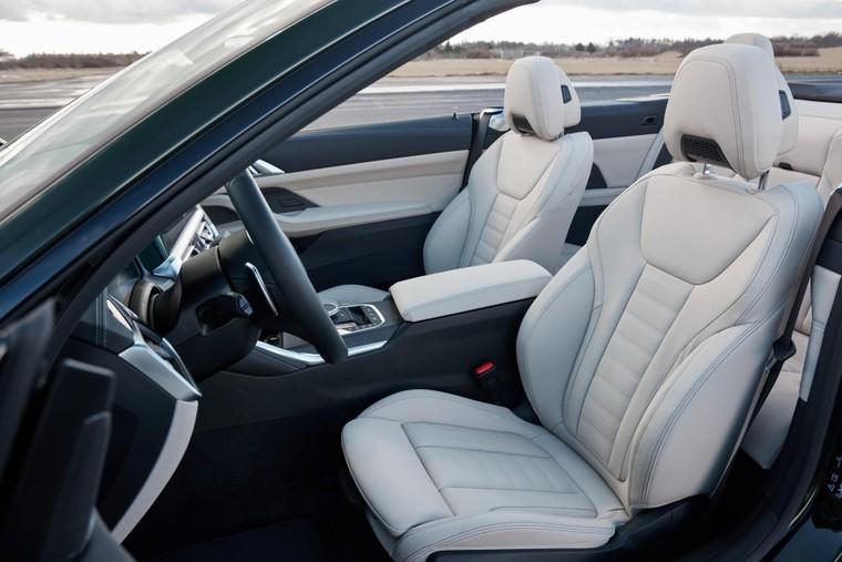 'Soi' ảnh chi tiết BMW 4-Series Convertible ảnh 46