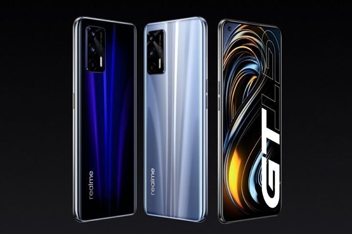 Realme GT 5G ra mắt tại thị trường Trung Quốc, màn hình 120Hz, Snapdragon 888, ba camera sau ảnh 1