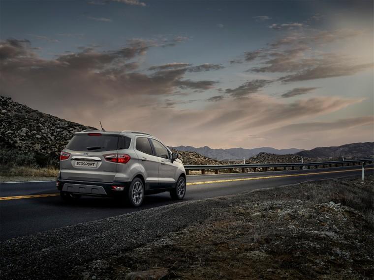 Ford EcoSport: Ngôn ngữ thiết kế thực dụng, mang đến trải nghiệm thân thiện với mọi gia đình ảnh 4