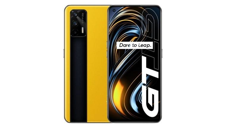 Realme GT 5G ra mắt tại thị trường Trung Quốc, màn hình 120Hz, Snapdragon 888, ba camera sau ảnh 2