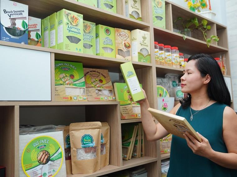 Sự tiến lên của thế hệ phụ nữ Việt làm chủ doanh nghiệp với nền tảng số ảnh 12