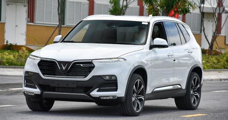 VinFast công bố kết quả kinh doanh ô tô tháng 5/2021: 2.855 xe được bán ra ảnh 3