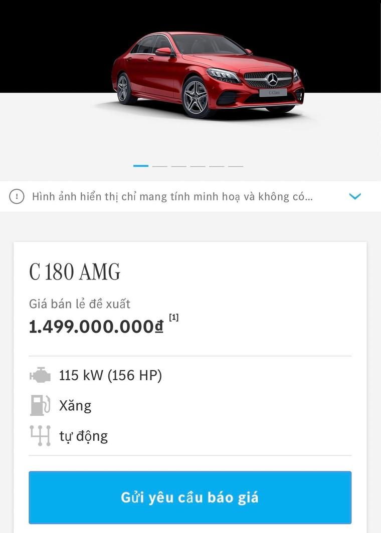 Mercedes-Benz Việt Nam ra mắt nền tảng thương mại điện tử ảnh 3
