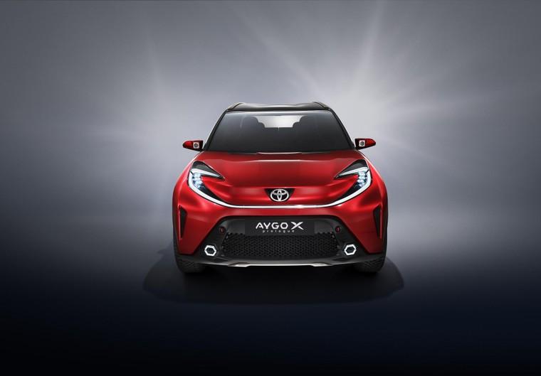 Toyota lộ diện mẫu Crossover cỡ nhỏ mới với thiết kế lạ mắt ảnh 7