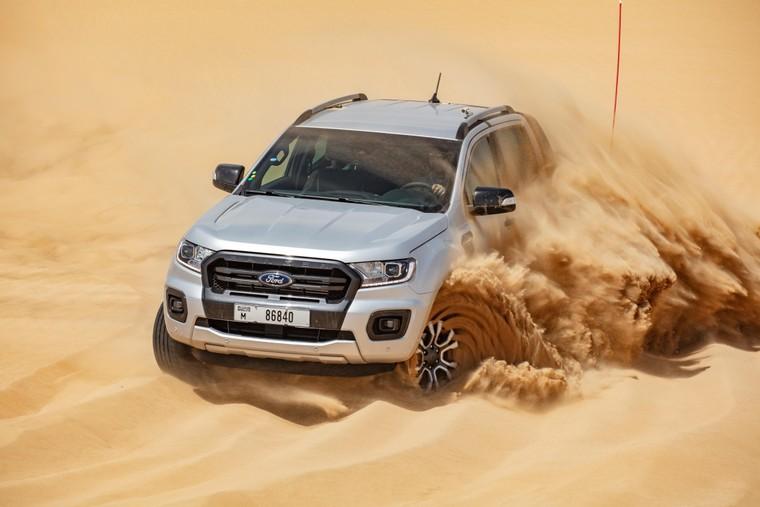 Thử nghiệm Ford Ranger tại nơi nóng nhất trên hành tinh ảnh 4