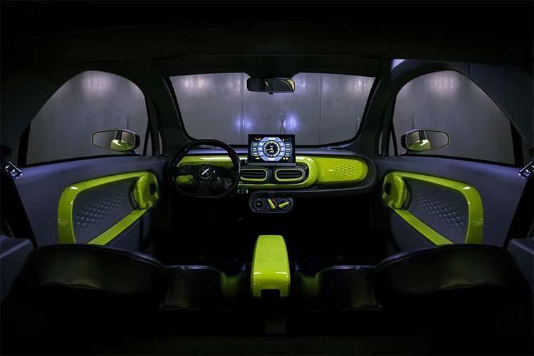 Xe điện XEV YoYo in 3D đầu tiên chỉ từ 230 triệu đồng ảnh 4