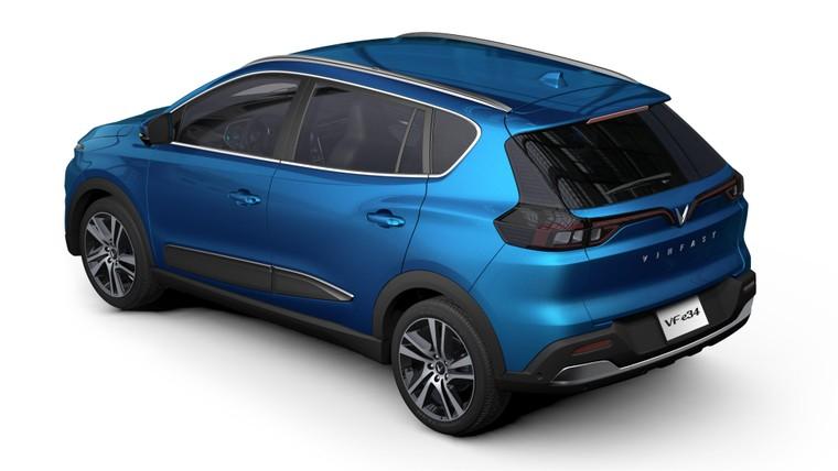 VinFast mở bán ô tô điện đầu tiên, đặt trước chỉ 590 triệu đồng kèm nhiều ưu đãi ảnh 5