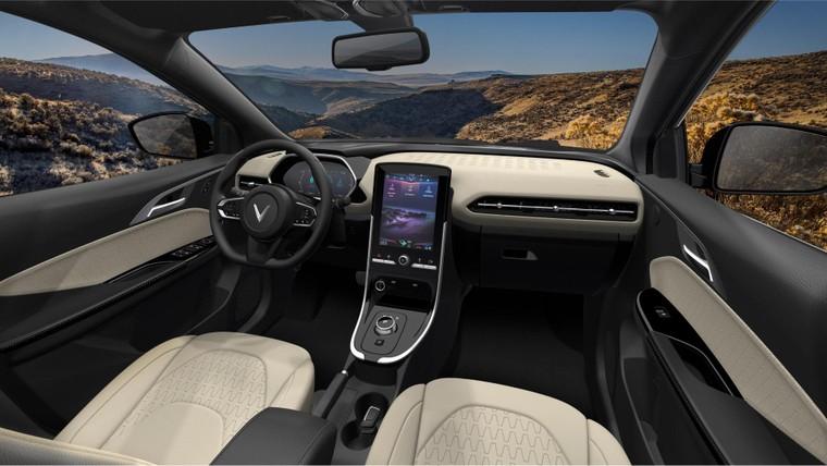 VinFast mở bán ô tô điện đầu tiên, đặt trước chỉ 590 triệu đồng kèm nhiều ưu đãi ảnh 6