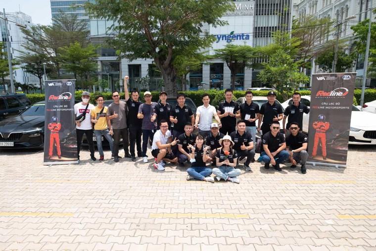 Câu lạc bộ Redline Motorsports thúc đẩy bộ môn Motorsports tại Thành phố Hồ Chí Minh ảnh 7