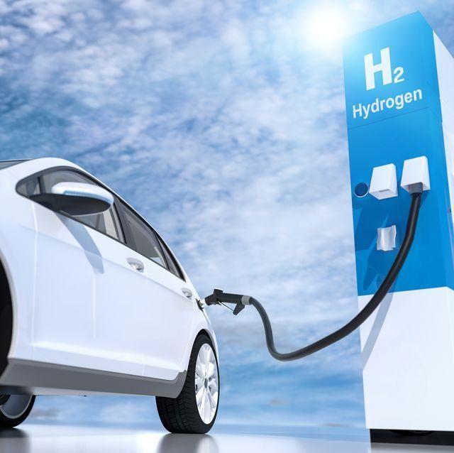 Năng lượng Hydro sẽ được sử dụng trên những mẫu SUV mới ảnh 1