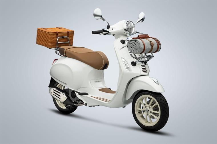 Piaggio Việt Nam ra mắt phiên bản đặc biệt Vespa Picnic, 300 chiếc, giá 88 triệu Đồng ảnh 5