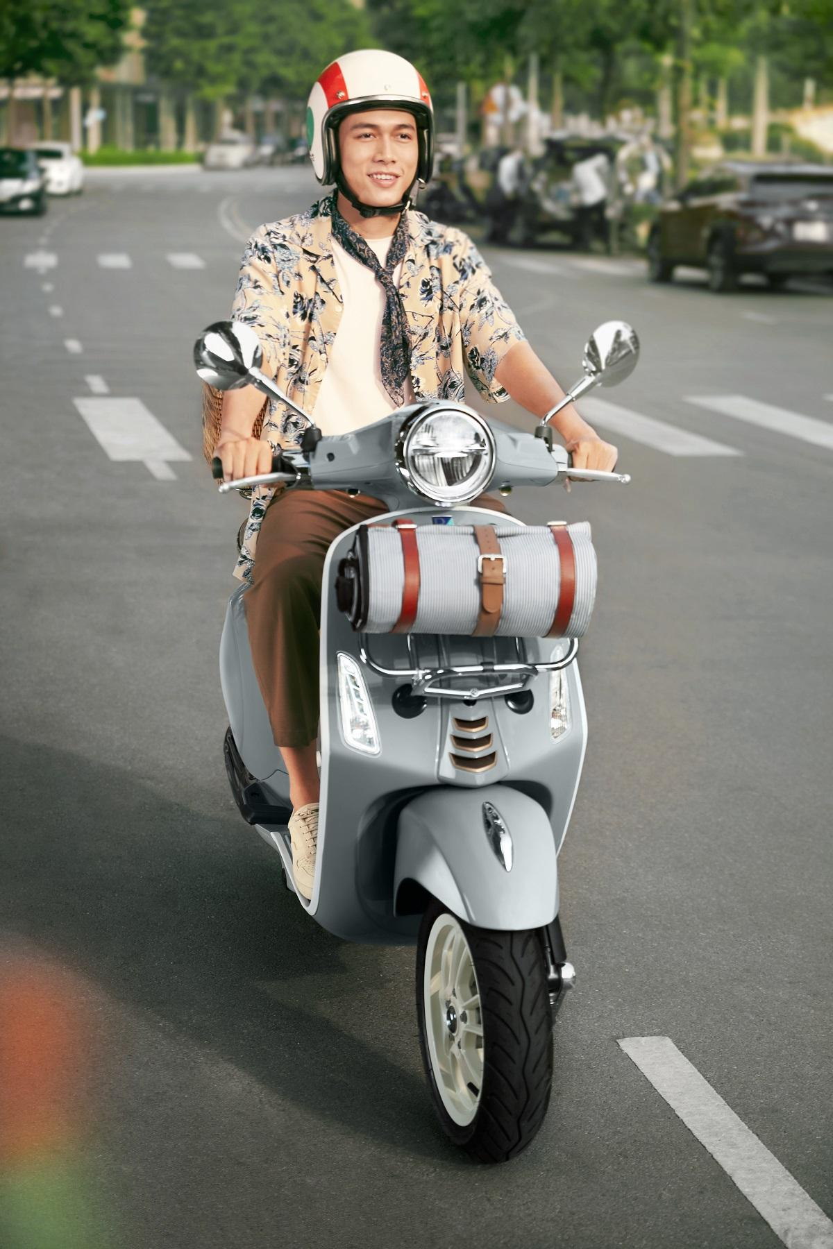 Piaggio Việt Nam ra mắt phiên bản đặc biệt Vespa Picnic, 300 chiếc, giá 88 triệu Đồng ảnh 8