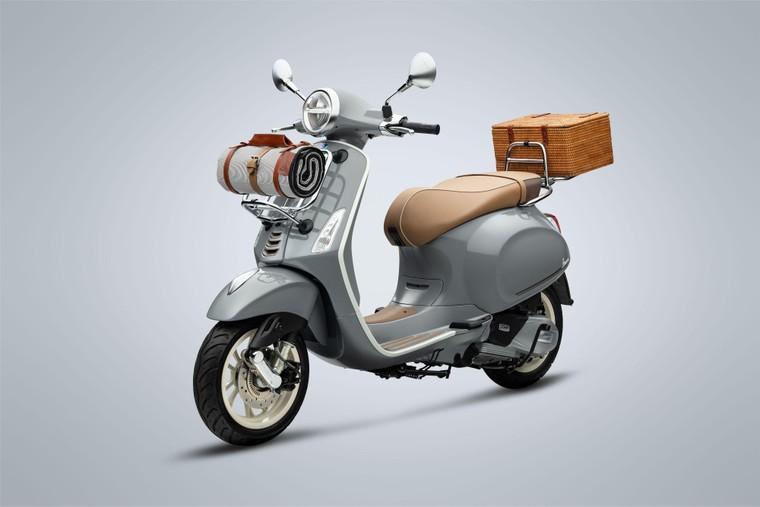 Piaggio Việt Nam ra mắt phiên bản đặc biệt Vespa Picnic, 300 chiếc, giá 88 triệu Đồng ảnh 6