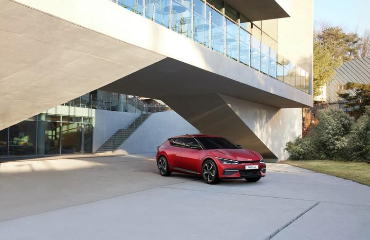 Kia nhận 21.000 đơn đặt trước cho mẫu xe điện EV6 chỉ trong 24 giờ ảnh 1