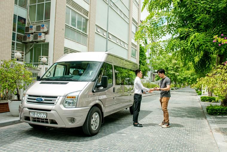 Ford Việt Nam mở rộng chế độ bảo hành cho Ford Transit lên tới 200.000 Km ảnh 2