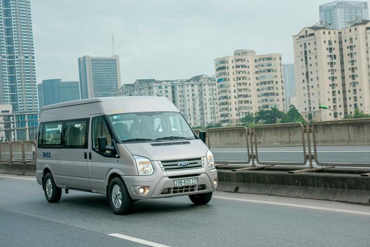 Ford Việt Nam mở rộng chế độ bảo hành cho Ford Transit lên tới 200.000 Km ảnh 3