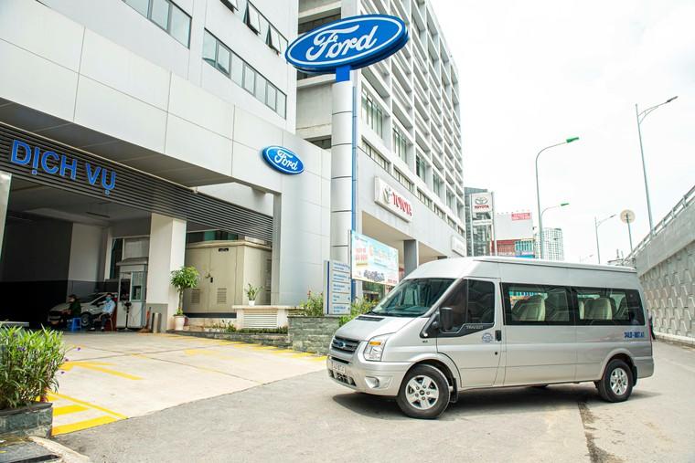 Ford Việt Nam mở rộng chế độ bảo hành cho Ford Transit lên tới 200.000 Km ảnh 1