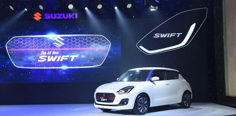 Dù đẩy mạnh quảng cáo, Suzuki Swift vẫn ế ẩm ảnh 1
